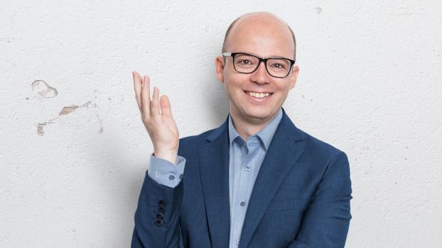 Stadtrat Thorsten Brehm